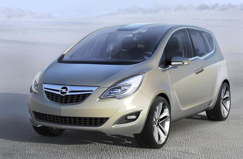 opel meriva news and reviews top speed. Black Bedroom Furniture Sets. Home Design Ideas