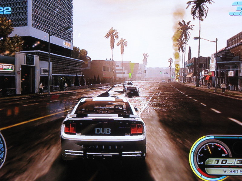 Saleen car featured in Midnight Club Racer Los Angeles