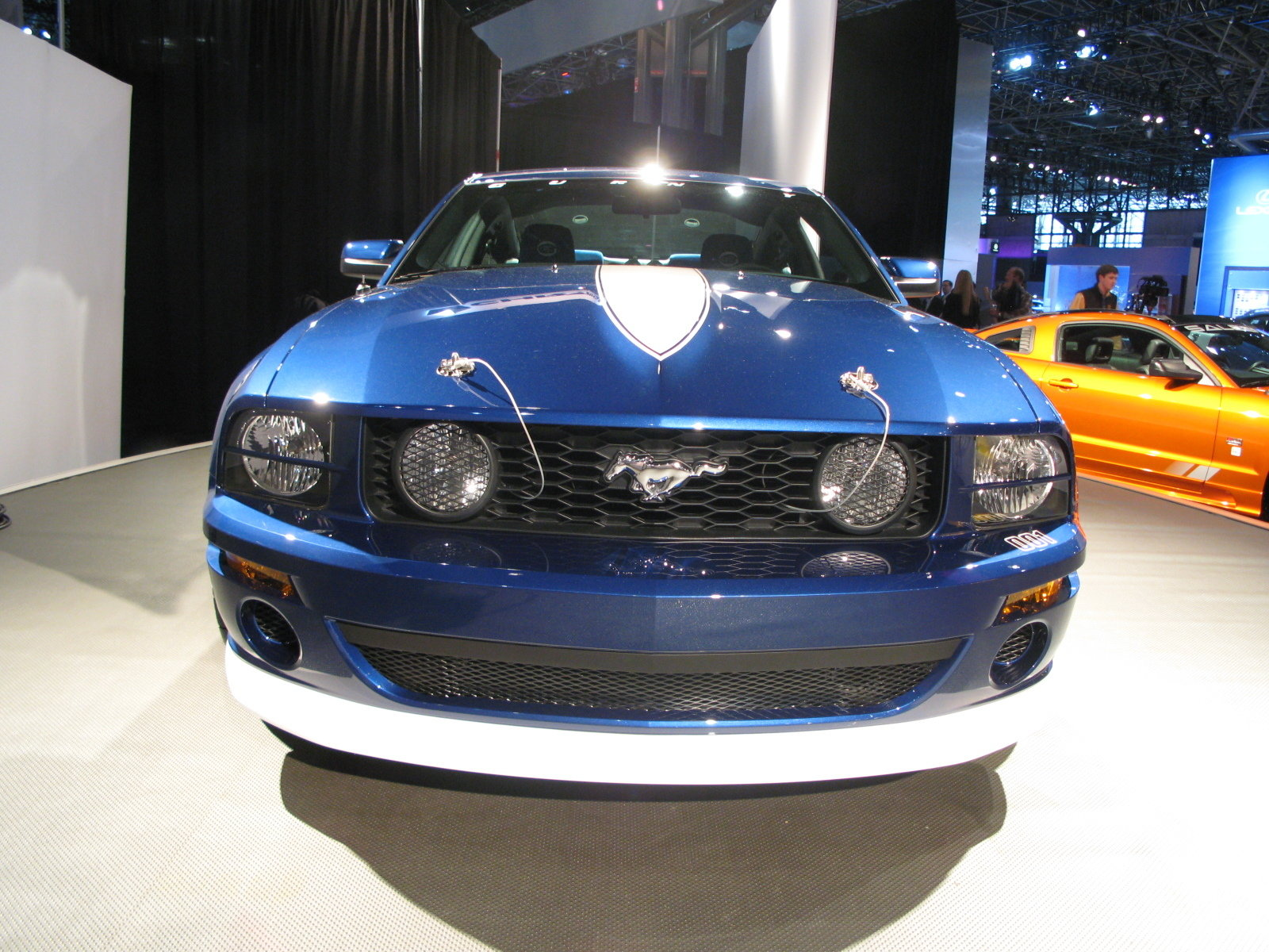 saleen gurney signature edition mustang picture 239683. Black Bedroom Furniture Sets. Home Design Ideas