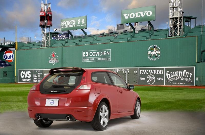 2008 Volvo Red Sox Special Edition C30