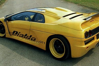 1998 Affolter Diablo Evolution GT1