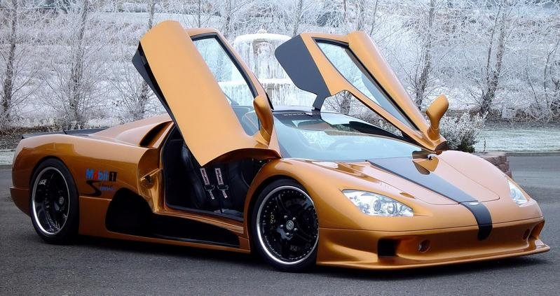 2007 SSC Ultimate Aero TT