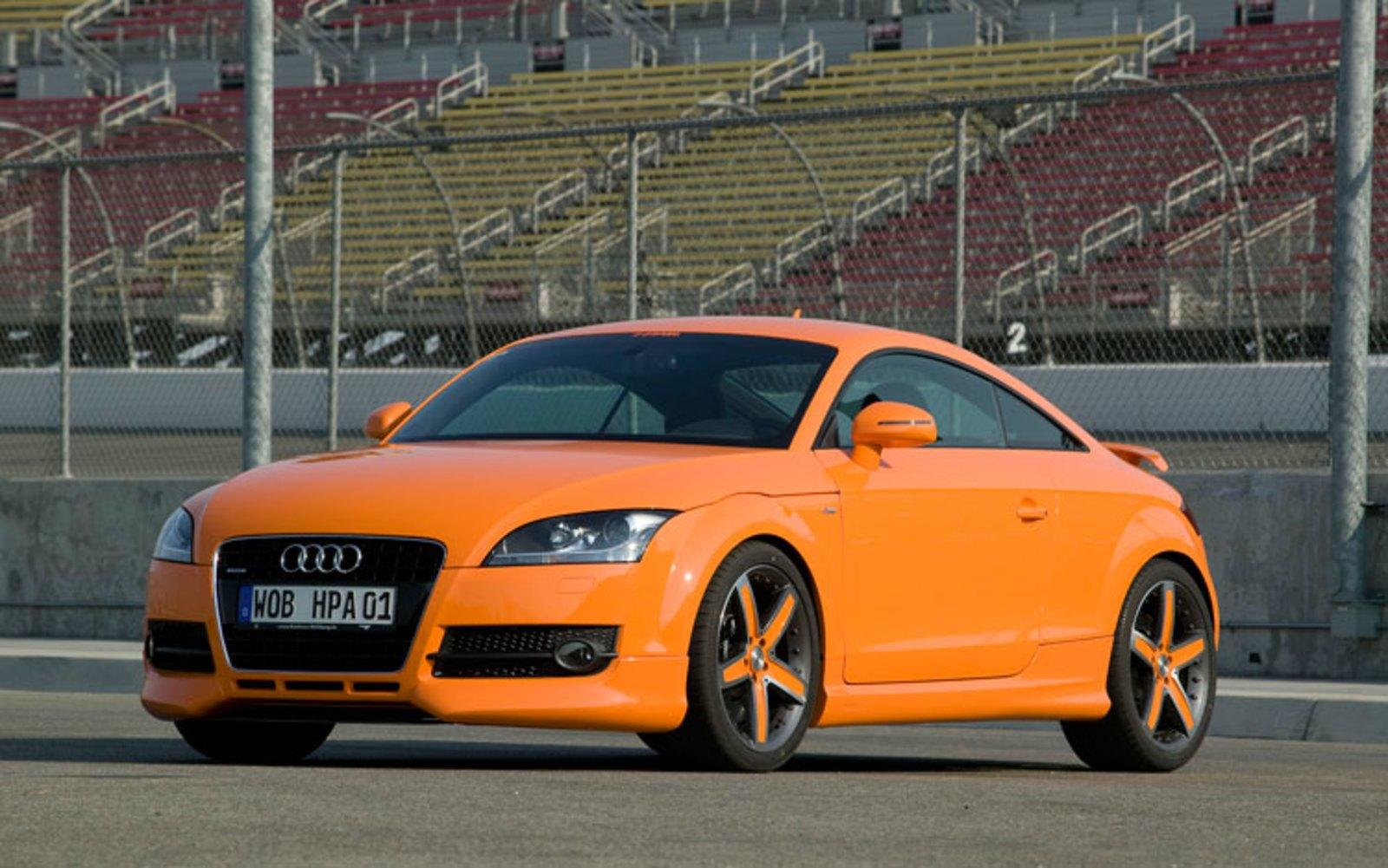 2008 audi tt by hpa motorsports news top speed. Black Bedroom Furniture Sets. Home Design Ideas