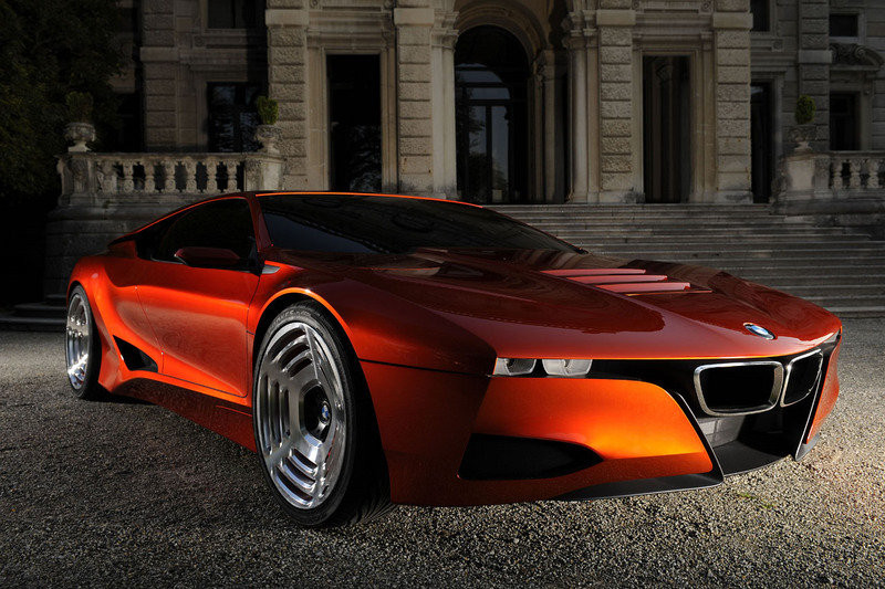 BMW Performance Division's Boss Says That the New M1 will get i8 Technology, if Green Lighted