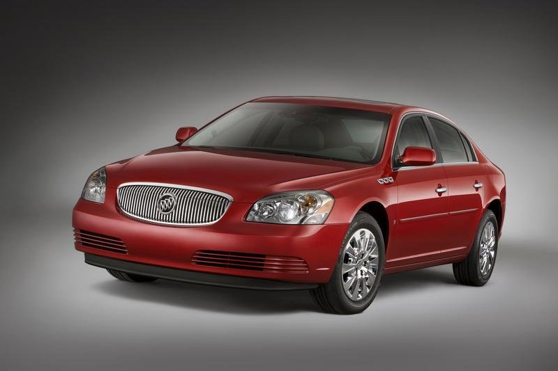 buick lucerne reviews specs prices photos and videos top speed. Black Bedroom Furniture Sets. Home Design Ideas