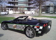 Corvette Convertible - Pace car Indy 500