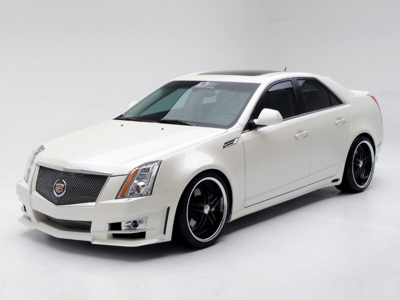 2008 D3 Cadillac Cts Exterior Package Unveiled News