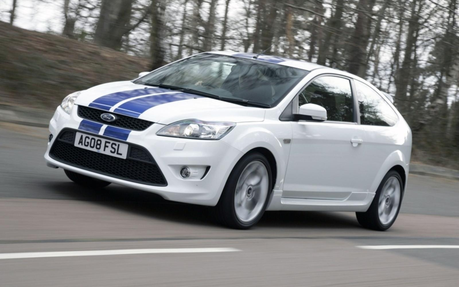 2008 ford focus st on sale from may 1 in the uk news top speed. Black Bedroom Furniture Sets. Home Design Ideas
