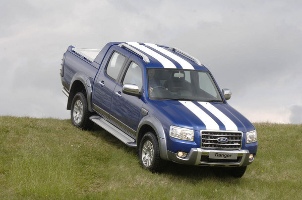 2008 ford ranger wildtrak le mans edition review top speed. Black Bedroom Furniture Sets. Home Design Ideas
