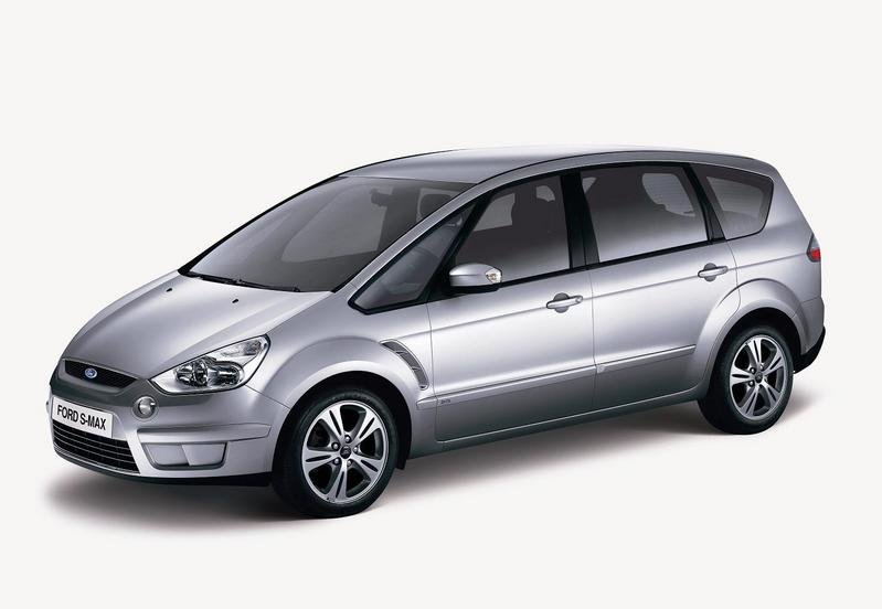 2008 Ford S-MAX Trend