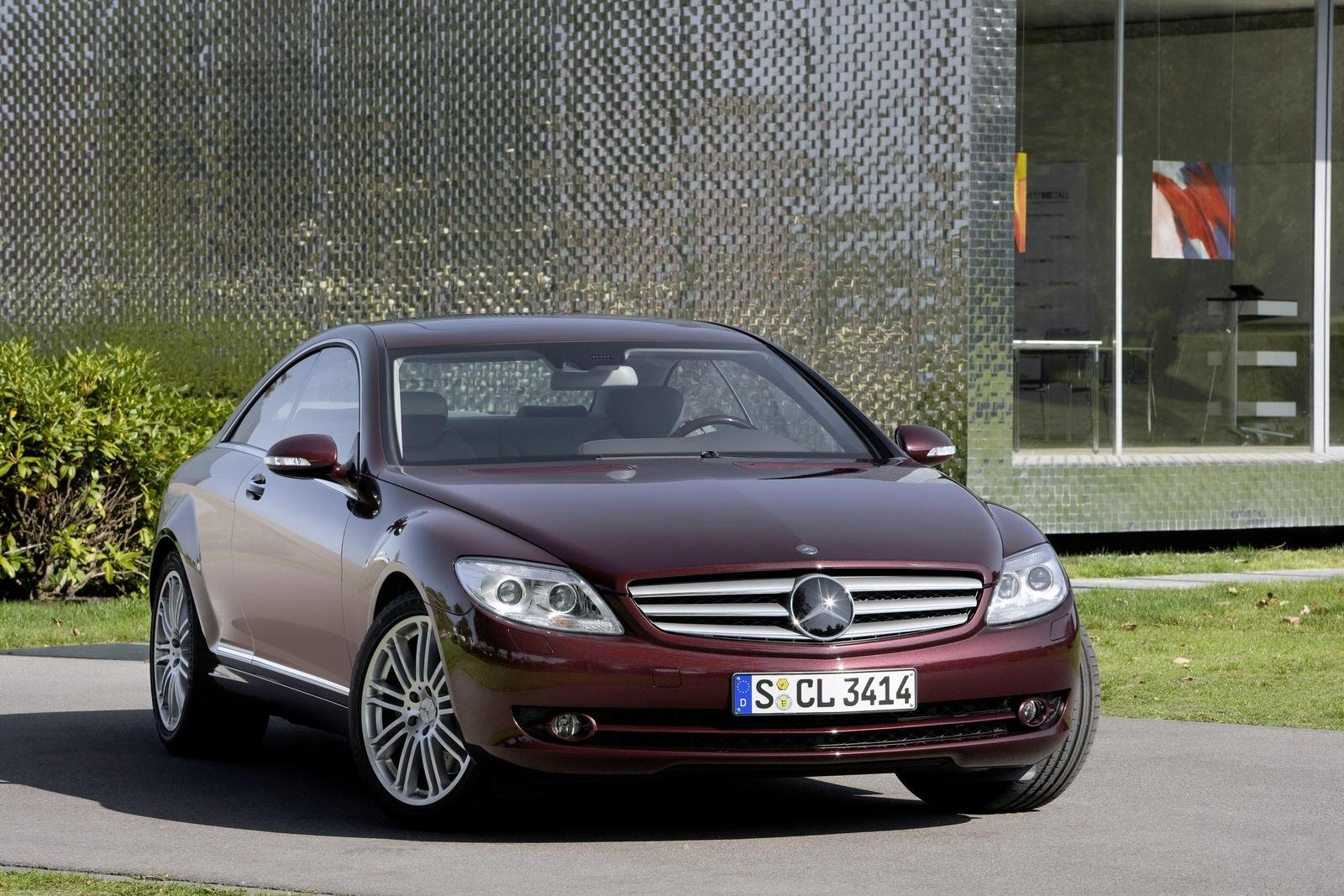 2008 mercedes cl500 4matic picture 243172 car review. Black Bedroom Furniture Sets. Home Design Ideas