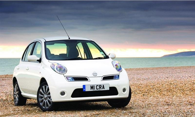 nissan micra reviews specs prices photos and videos top speed. Black Bedroom Furniture Sets. Home Design Ideas