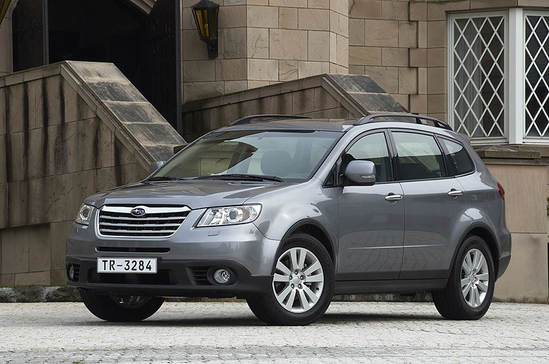 subaru tribeca latest news reviews specifications. Black Bedroom Furniture Sets. Home Design Ideas