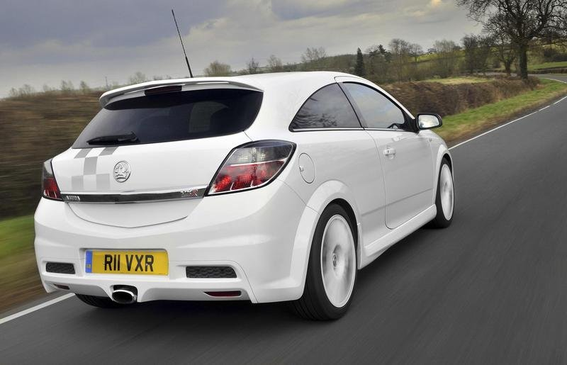2008 Vauxhall Astra VXR Nurburgring Edition