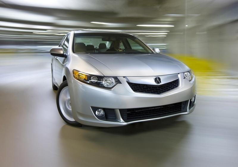 2009 Acura TSX - pricing announced