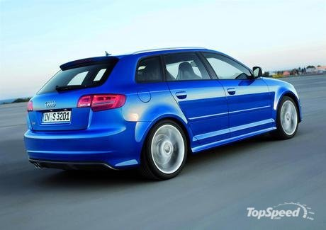 The further optimized Audi A3, A3 Sportback and the two S3 versions are