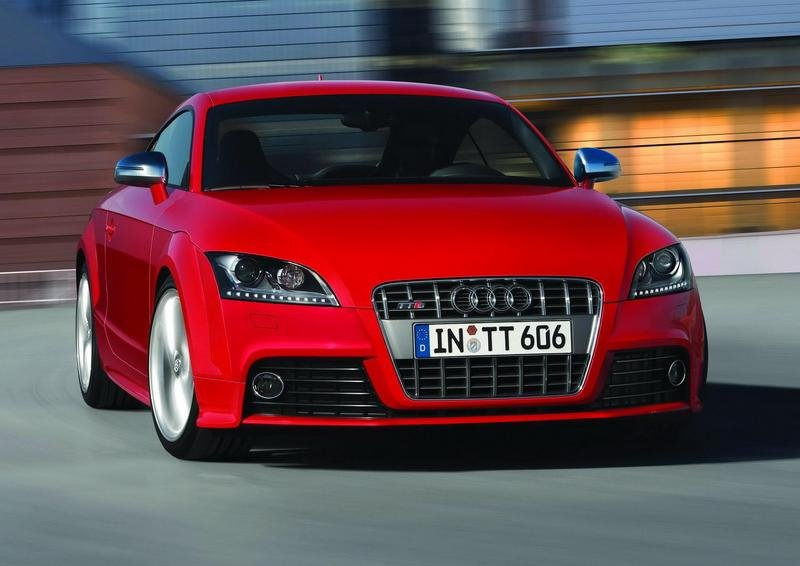 2009 Audi TTS will be launched in USA at end of 2008