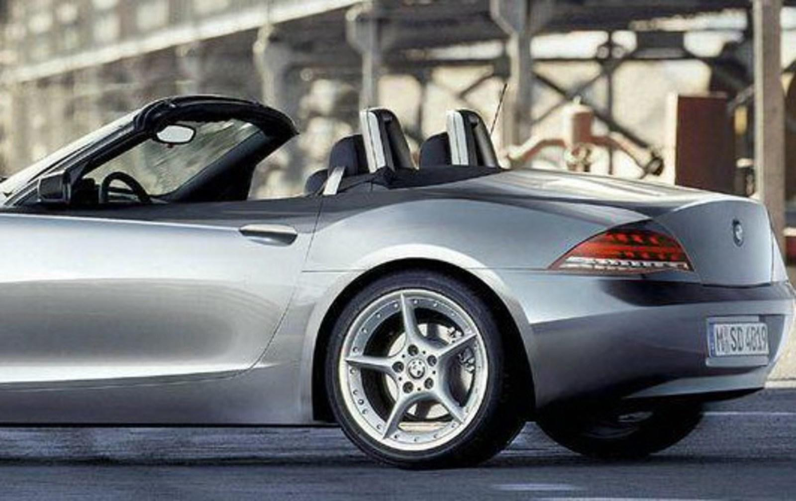 2009 Bmw Z4 Coming With Folding Metal Roof News Top Speed