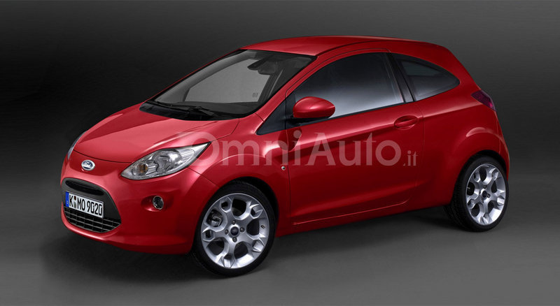 2009 Ford Ka renderings