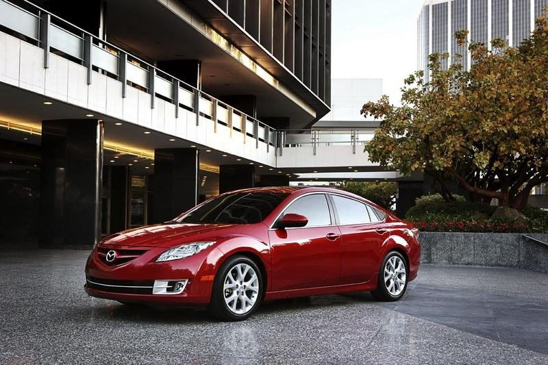 2009 Mazda6 on sale in USA in late summer