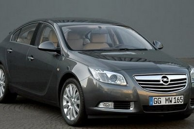 2009 Opel Insignia even more details