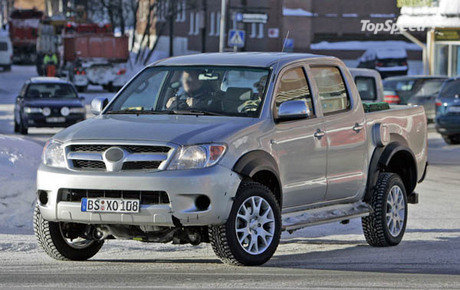 Tags: 2010 Toyota Hilux, Unichip. This entry was posted on Wednesday,