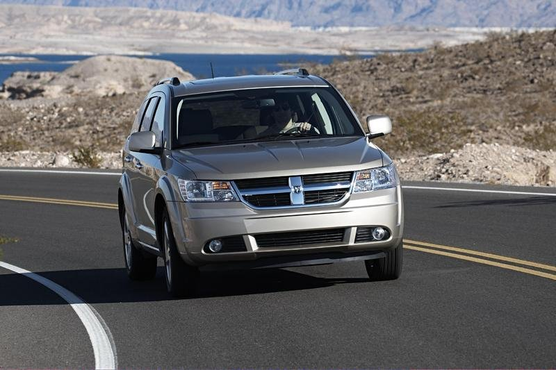 5 stars for 2009 Dodge Journey