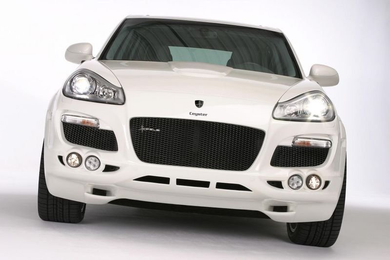 Ceyster GT600 tuning kit for Porsche Cayenne