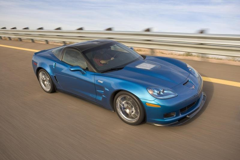 Chevrolet Corvette ZR1 Did The Nurburgring Lap In 7:40s