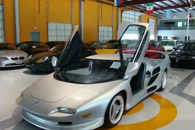 eBay bid of the day: 1999 Vector M12