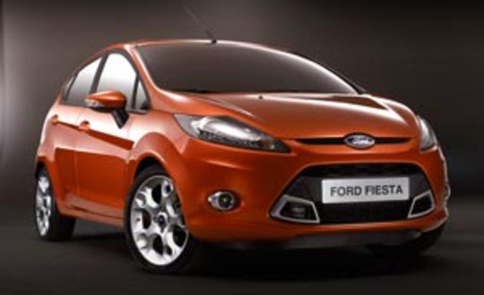 ford fiesta five door version to debut in china news gallery top speed. Black Bedroom Furniture Sets. Home Design Ideas