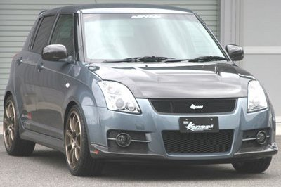 HKS Suzuki Swift Sport