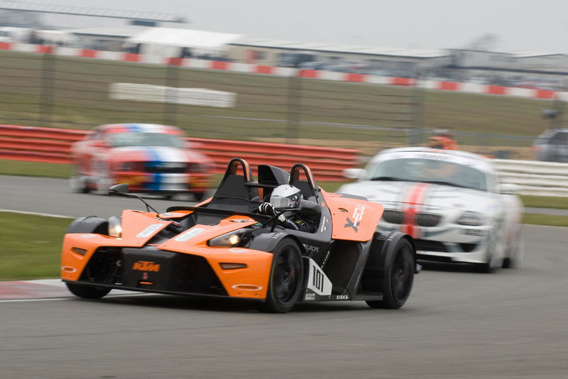 KTM X-BOW wins its debut race