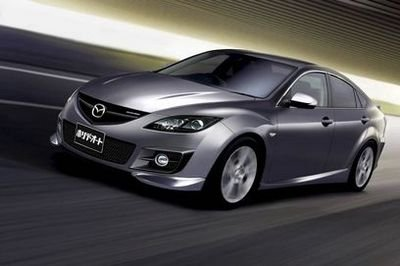 Mazda2 and Mazda6 MPS version in the work