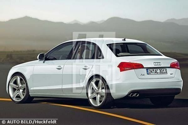 Next Generation Audi A3 Renderings News Top Speed