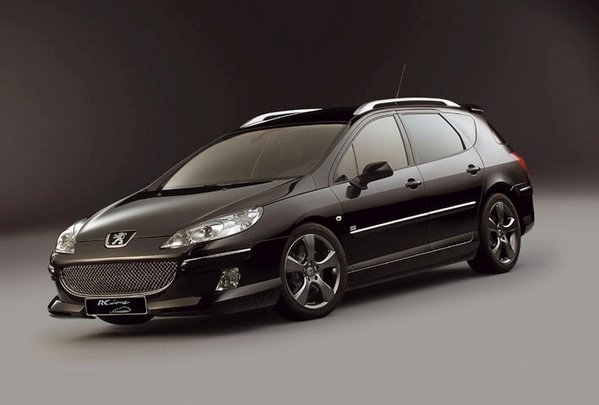 Car Customizing Games >> Peugeot 407SW By Irmscher News - Top Speed