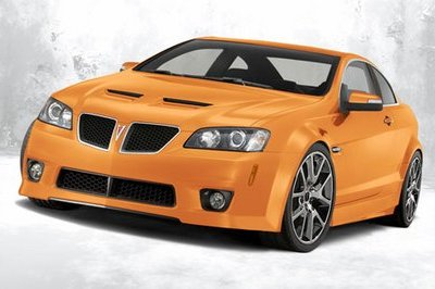 Pontiac G8 GXP Coupe in the next three years