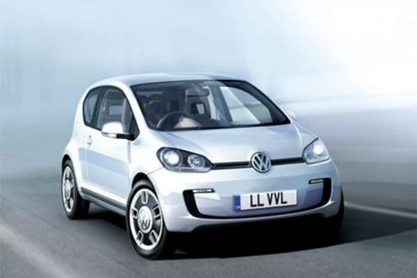 volkswagen up coming in 2010 picture