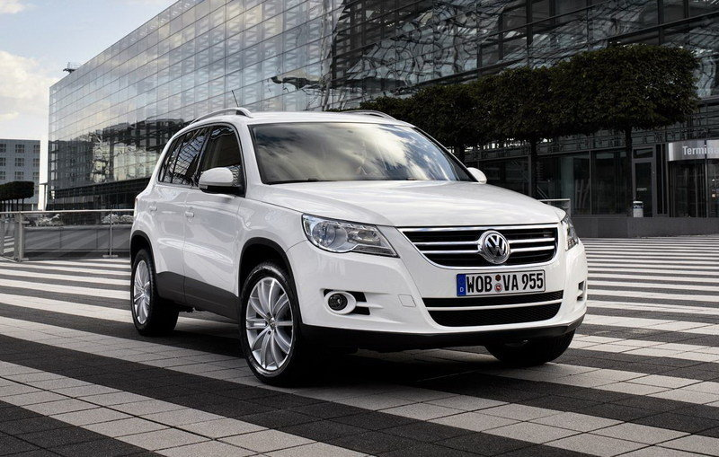 Volkswagen will double Tiguan production