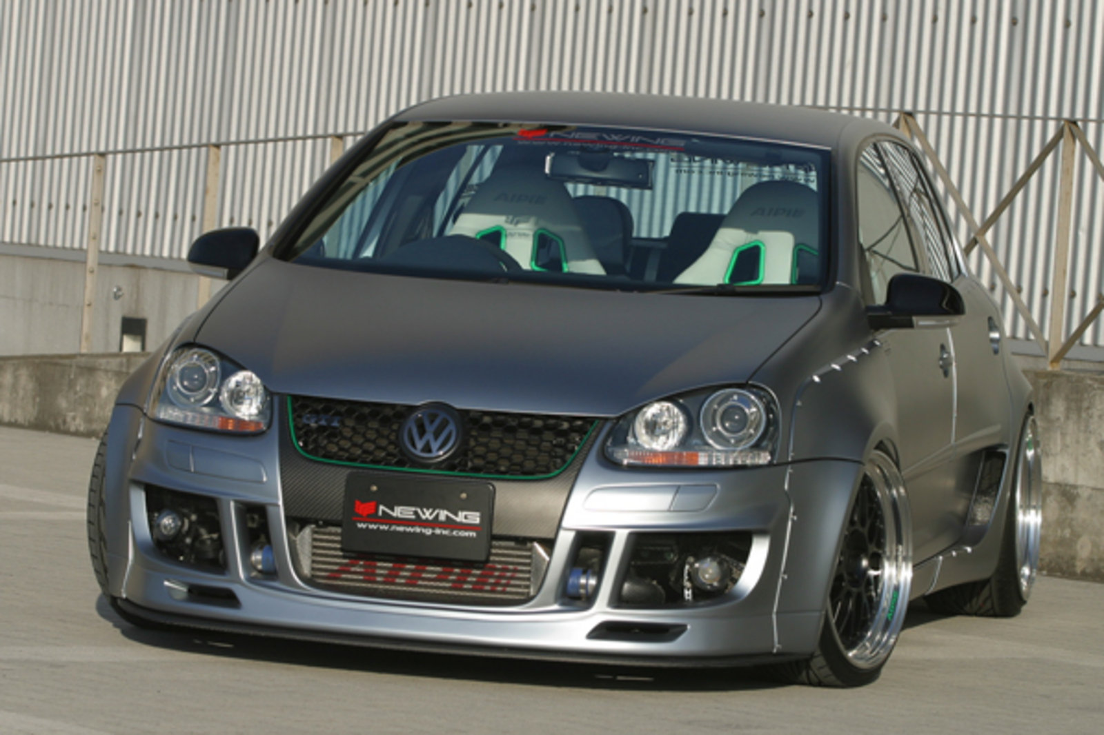 Vw Golf Gti Rsr By Newing Tuning News Top Speed
