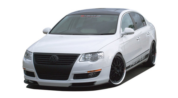 vw passat 3c by newing tuning pictures car news top speed. Black Bedroom Furniture Sets. Home Design Ideas