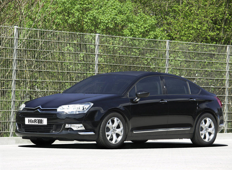 2008 Citroen C5 by H&R