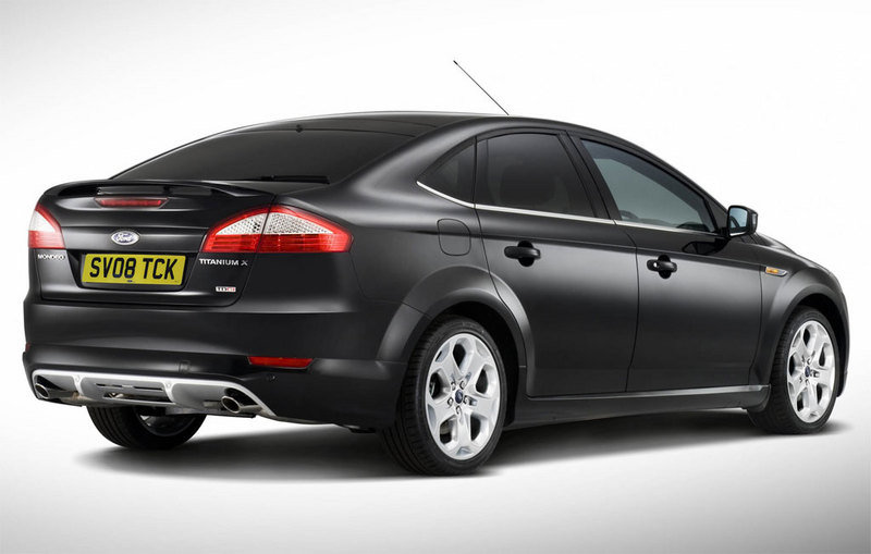 2008 Ford Mondeo Titanium X Sport Review Top Speed