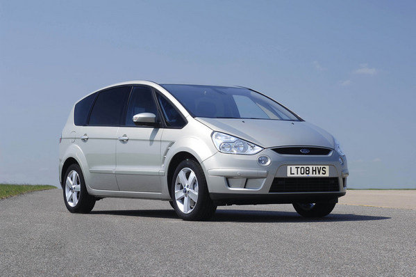 ford s-max and galaxy 2.2 tdci picture
