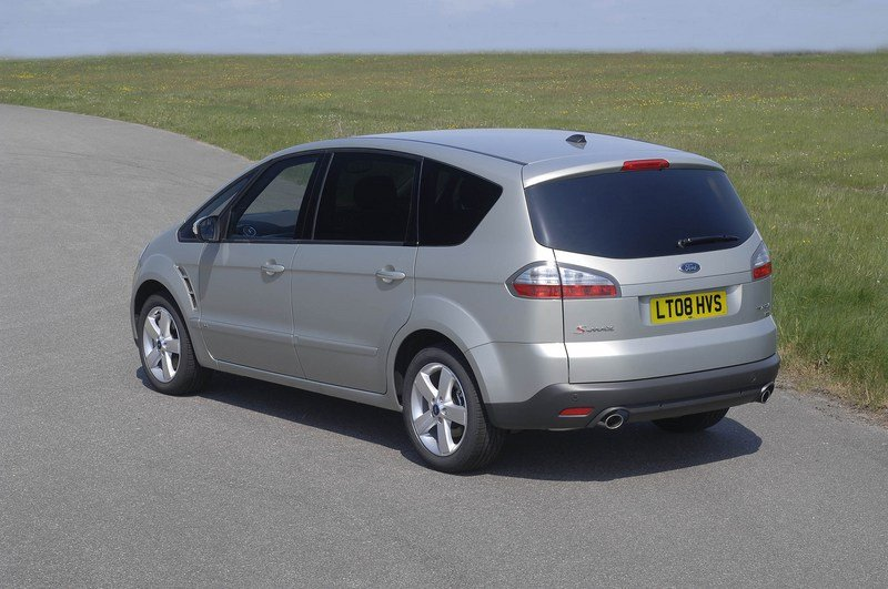 2008 Ford S-MAX and Galaxy 2.2 TDCi