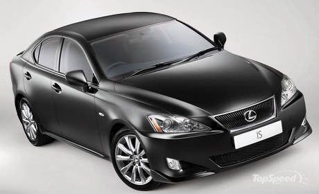 lexus is 250 sr. Not only the IS-F can be hot; Lexus unveiled a sportier