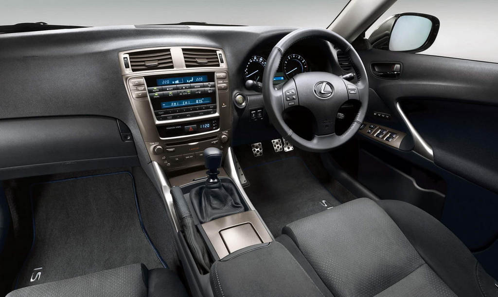 Lexus Is 250 Interior. Lexus is250 Interior