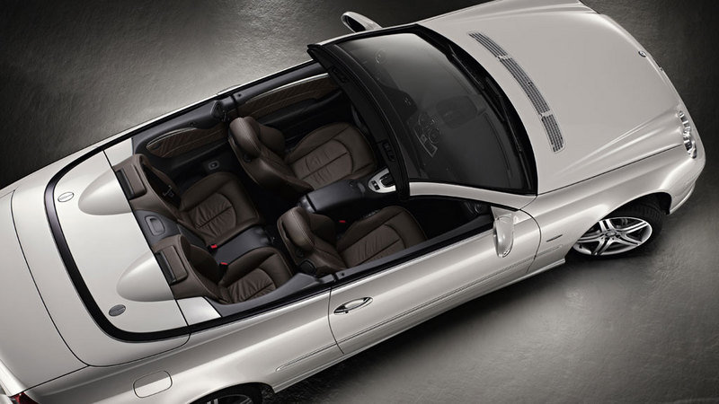 2008 Mercedes CLK Grand Edition - image 246174