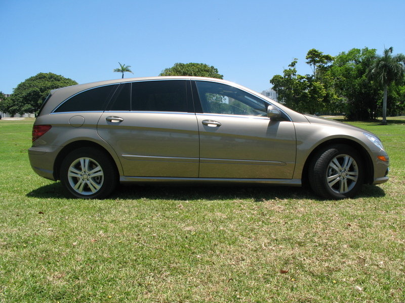 2008 Mercedes R320 CDI 4-Matic