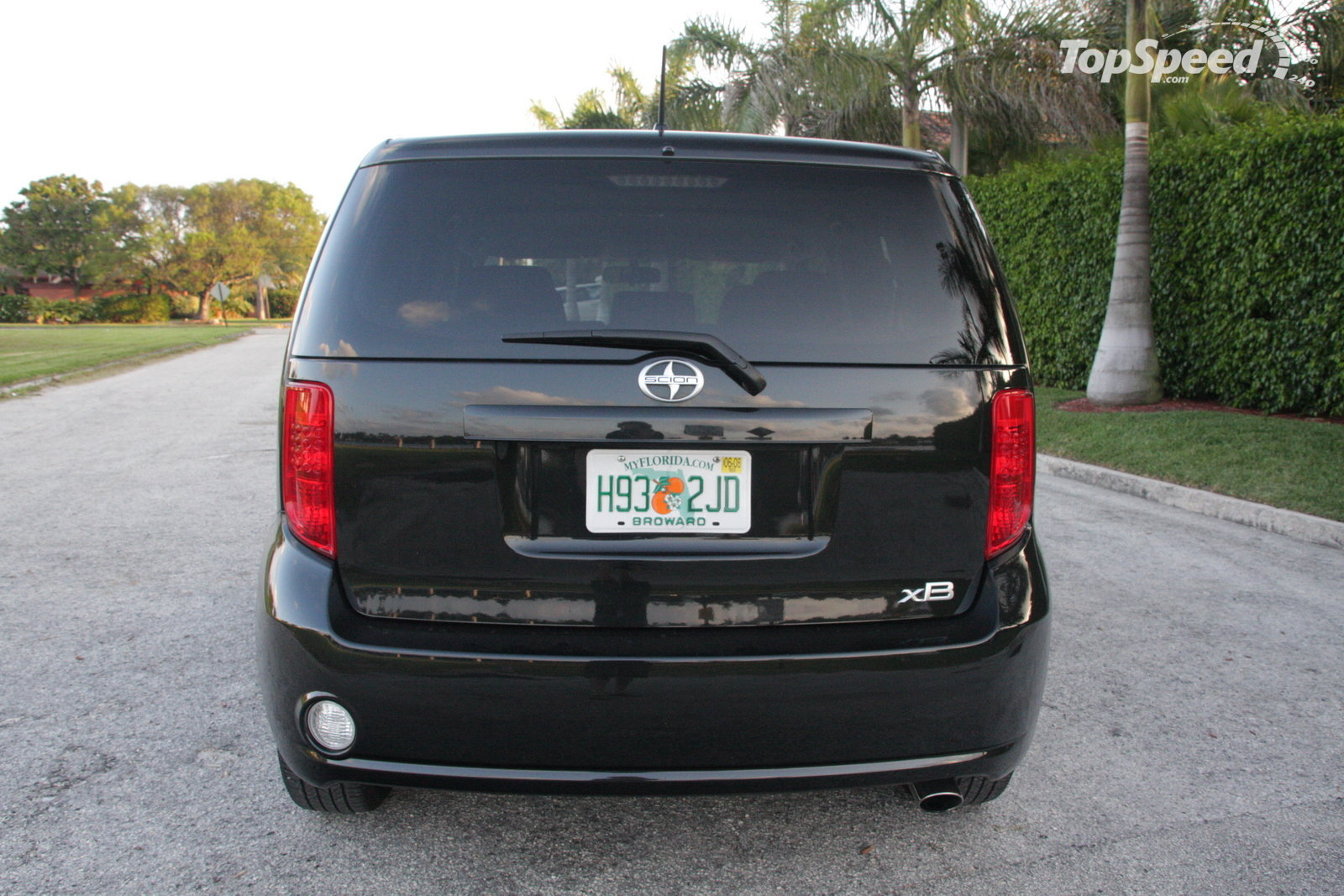 2008 scion xb picture 245992 car review top speed. Black Bedroom Furniture Sets. Home Design Ideas